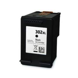 hp 302XL fekete utángyártott tintapatron (hp F6U68AE)