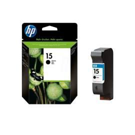 HP 15 fekete tintapatron (Hp C6615DE)
