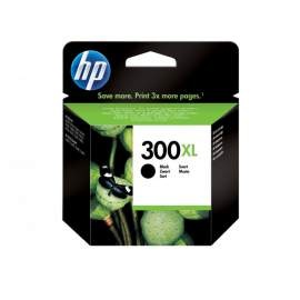 HP 300XL fekete tintapatron (Hp CC641EE)