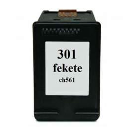 hp 301 fekete utángyártott tintapatron