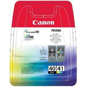Canon PG-40 / CL-41 multipack Canon