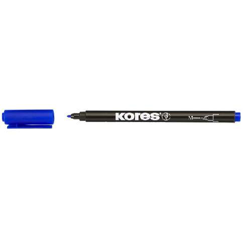 Image of Alkoholos marker, CD/DVD, 1 mm, KORES, kék