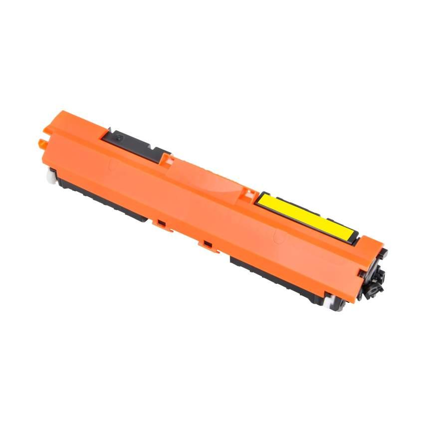 Hp CE312A utángyártott toner (HP 126A sárga) nano és prémium márkák