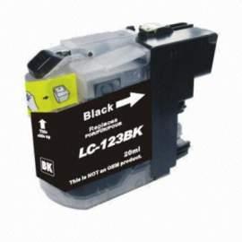 Brother LC123 fekete utángyártott tintapatron