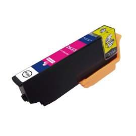 Epson T2633 utángyártott tintapatron (26xl magenta)