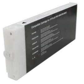 Epson T407011 utángyártott tintapatron (fekete)