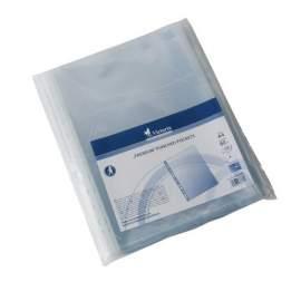Genotherm, lefűzhető, A4, 80 mikron, víztiszta, VICTORIA (100db)