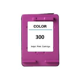 Hp 300 színes utángyártott tintapatron (Hp CC643EE)