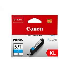Canon CLI-571XL cián tintapatron