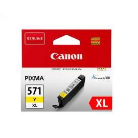 Canon CLI-571XL sárga tintapatron