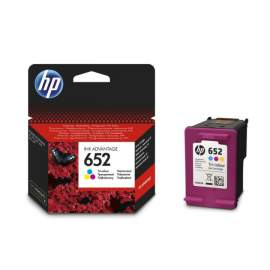 Hp 652 színes tintapatron (Hp F6V24AE)