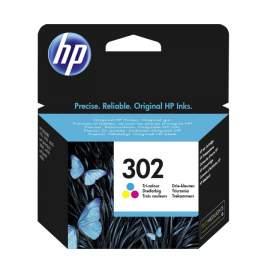 Hp 302 színes tintapatron (Hp F6U65AE)