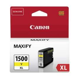 Canon PGI-1500XL sárga tintapatron