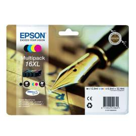 Epson T1636 tintapatron multipack