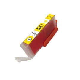 Canon CLI-581XXL sárga utángyártott tintapatron