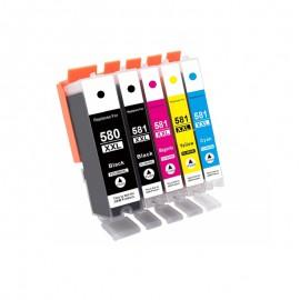Canon PGI-580XXL/CLI-581XXL utángyártott tintapatron multipack
