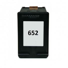 Hp 652xl fekete utángyártott tintapatron