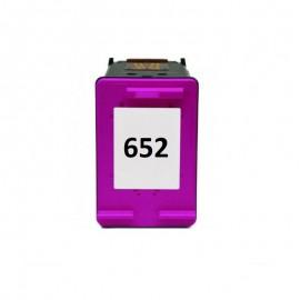 Hp 652 színes utángyártott tintapatron
