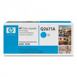 Hp Q2671A toner
