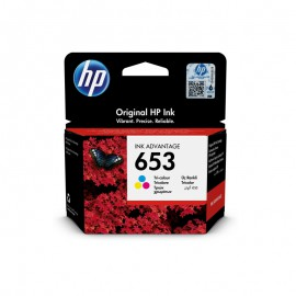 Hp 653 színes tintapatron (Hp 3YM74AE)
