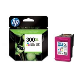 HP 300XL színes tintapatron (Hp CC644EE)