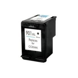 hp 901XL fekete utángyártott tintapatron (hp CC654AE)