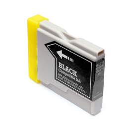 Brother LC1000 / LC970 Fekete utángyártott tintapatron