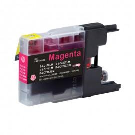 Brother LC1280 XL (LC1240) Magenta utángyártott tintapatron