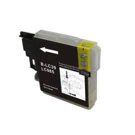 Brother LC985 fekete utángyártott tintapatron